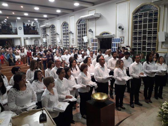 Missa de Investidura de Ministros da Sagrada Comunhão