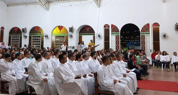 Missa da Festa do Padroeiro na Paróquia do Trevo