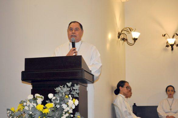 Dom Félix celebra Missa na Matriz do Altinópolis