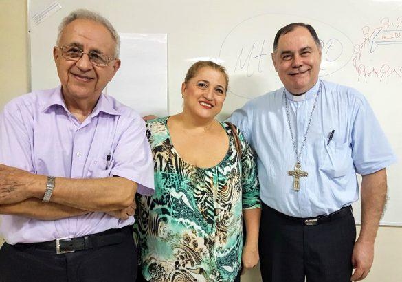 Roda de Conversa com o Padre José Marins