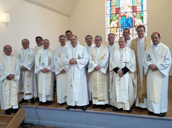Encontro dos Bispos Referenciais da Pastoral da Criança