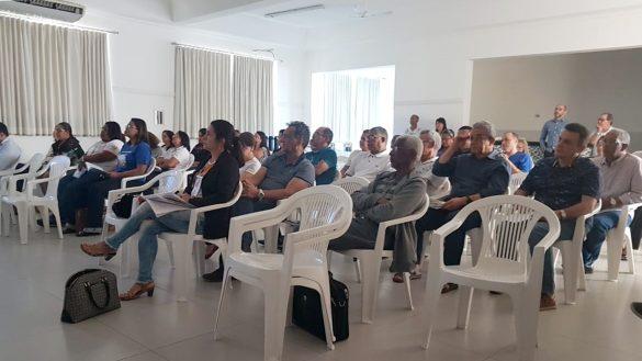 CDP se reúne para estudar as Novas Diretrizes da CNBB