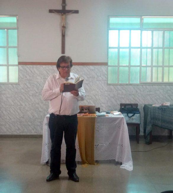 Formação para a Coordenação Paroquial de Catequese da Diocese de Governador Valadares