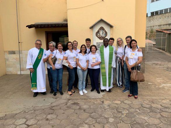 Formação para Monitores do NFE Diocesano