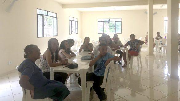 Semana de Ação Missionária na Paróquia de Virgolândia