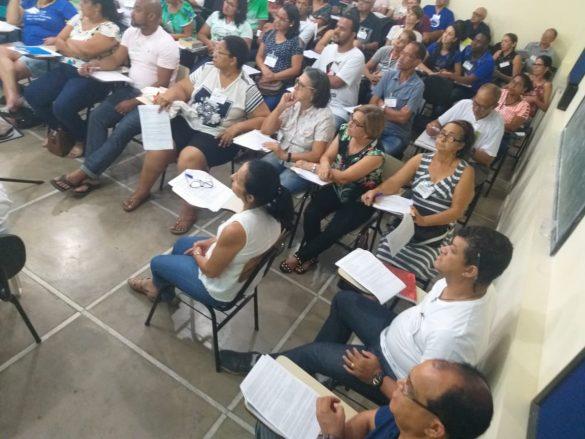 Assembleia Pastoral do Setor 4