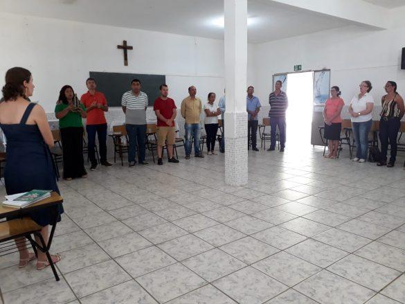 Assembleia Pastoral Setor 01