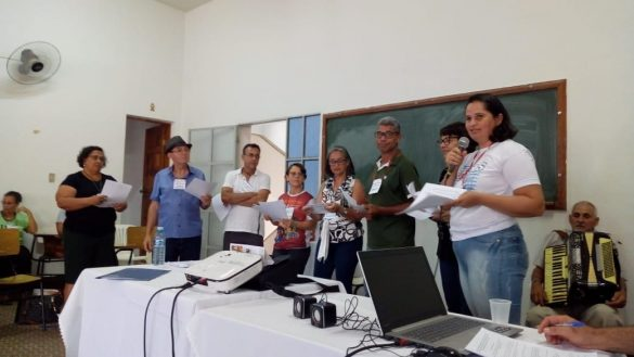 Assembleia Pastoral do Setor 3