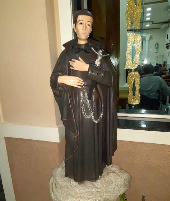 Dom Félix celebra Missa em São Geraldo do Baixio