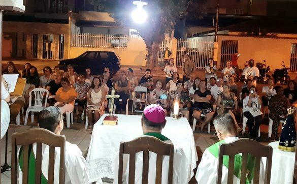 """""""Missas na Rua"""" na Paróquia da Catedral de Valadares"""