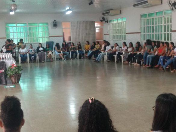 FORMAÇÃO DIOCESANA COM CATEQUISTAS INICIANTES