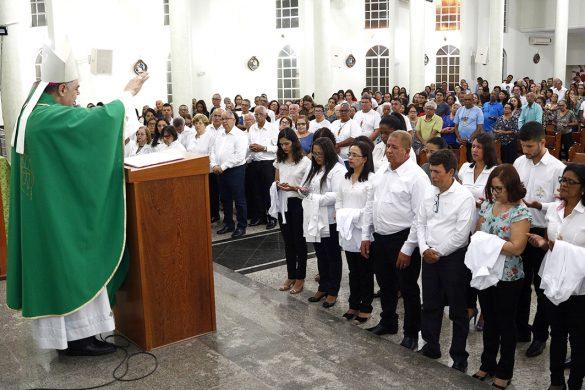Investidura de Ministros da Comunhão em São Judas