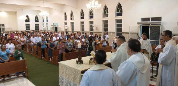 Missa Festiva pelos 25 Anos de Fundação do Imile