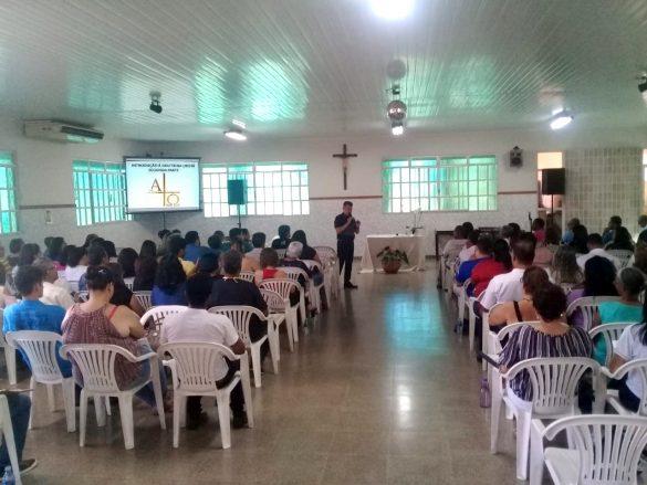 Formação Diocesana Volante na Ilha