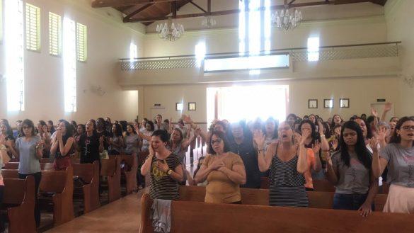 "Comunidade Ágape promove Encontro ""Discípulas"""