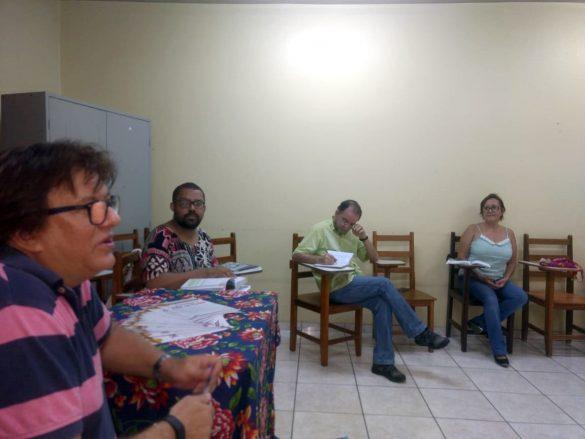 Reunião da Equipe Executiva do CNLB