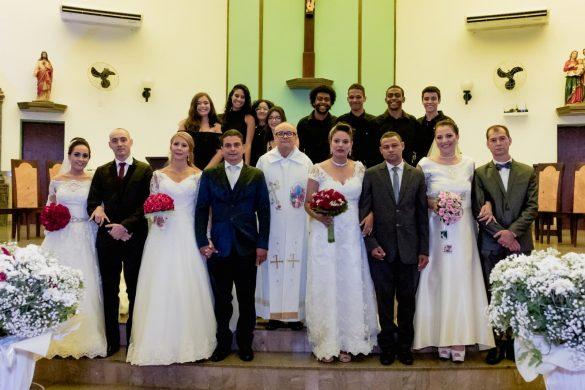 SANTIFICAÇÃO MATRIMONIAL DE CASAIS CONVIVENTES