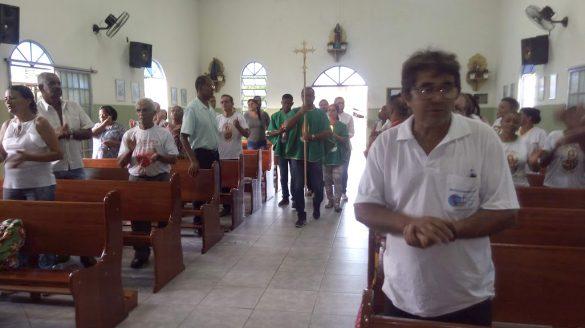MUTIRÃO DE VISITAS MISSIONÁRIAS PELO IMILE