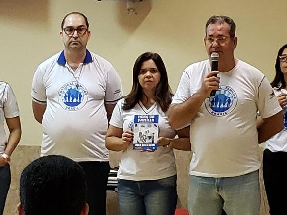 FORMAÇÃO PARA AS COORDENAÇÕES PAROQUIAIS DA PASTORAL FAMILIAR
