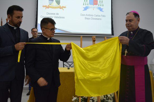 INSTALAÇÃO DO INSTITUTO TEOLÓGICO DE VALADARES