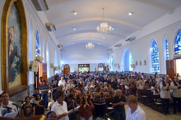 Missa de Abertura da Quaresma e da Campanha da Fraternidade