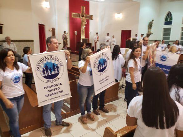MISSA DE ENVIO DOS AGENTES DA PASTORAL FAMILIAR