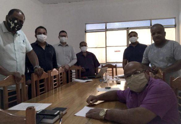 Reunião do Clero do Setor Sant'ana em Virgolândia