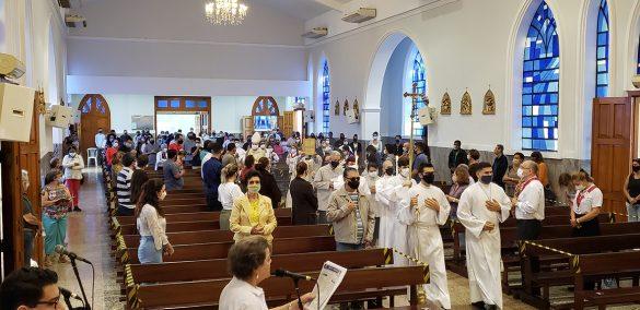 CATEDRAL DE VALADARES CELEBRA A FESTA DE CORPUS CHRISTI