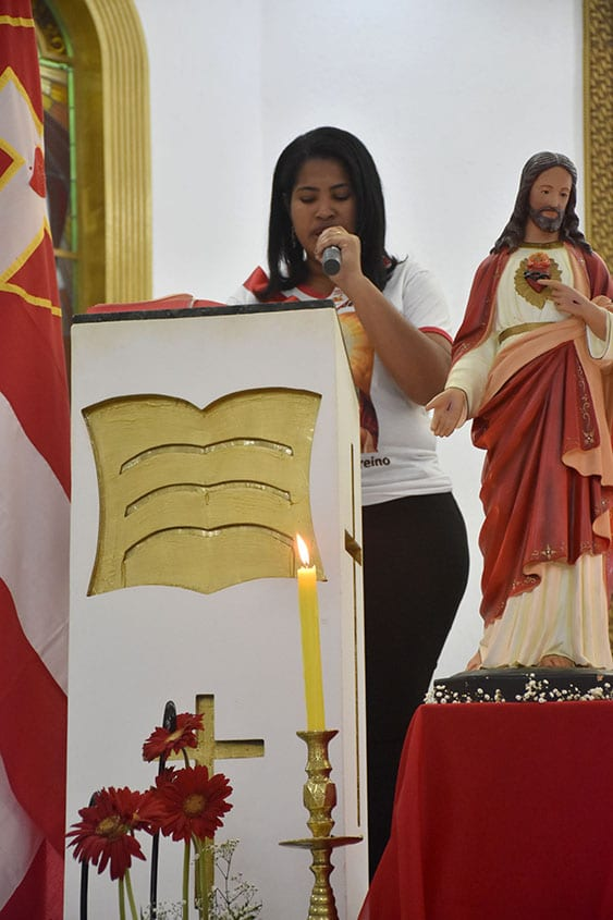 Solenidade do Sagrado Coração de Jesus em Marilac