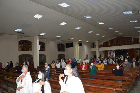 Festa da Solenidade do Sagrado Coração de Jesus