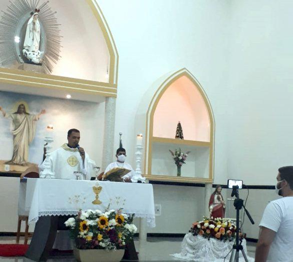 Missa do Sagrado Coração de Jesus em Resplendor