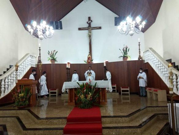 MISSA DO SAGRADO CORAÇÃO DE JESUS EM SARDOÁ