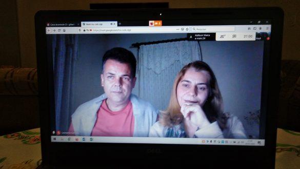 Formação online com os casais acolhedores de noivos