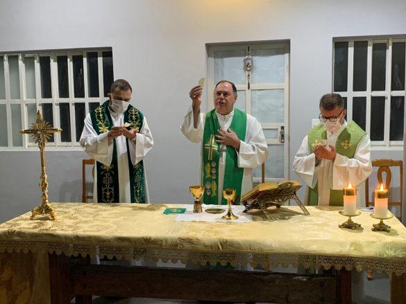 Retorno dos Seminaristas para o 2º Semestre Letivo