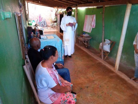Santificação do Matrimônio e Jubileu Áureo em Itanhomi