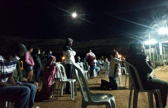 Criação da Comunidade Santa Dulce dos Pobres em Naque