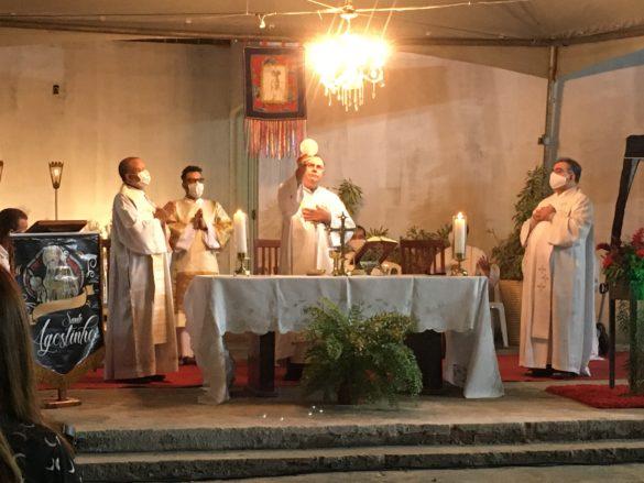 Comunidade Santo Agostinho celebra Festa do Padroeiro