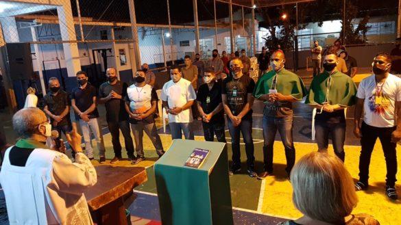 MISSA DE ENVIO DE 09 ACOLHIDOS DA ADQF PARA NOVA SEDE