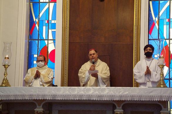 Encerramento da Semana da Família na Catedral