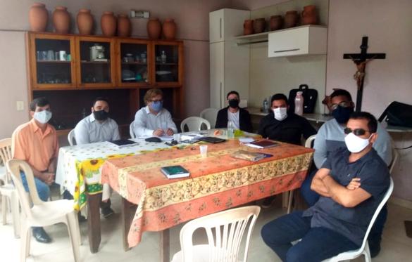 Reunião da Coordenação Diocesana de Pastoral Ampliada