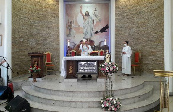Paróquia Santa Rosa de Lima celebra Festa da Padroeira