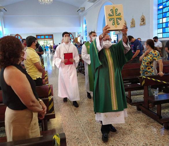 Missa de Abertura do 31º Cenáculo na Catedral