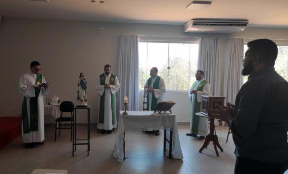 Diáconos se preparam para Ordenação Presbiteral