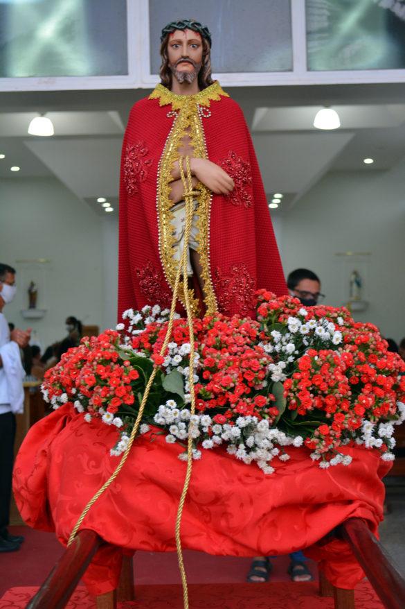 Alpercata celebra o Jubileu do Senhor Bom Jesus