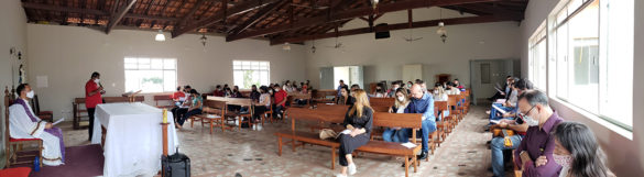 Manhã de Espiritualidade para Candidatos ao Diaconato