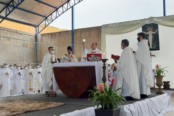 Ordenação Presbiteral do Diácono Bruno Andrade