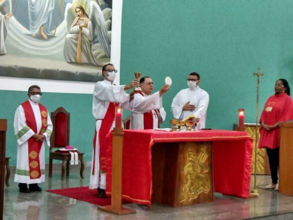 Paróquia São Judas Tadeu celebra seu Padroeiro