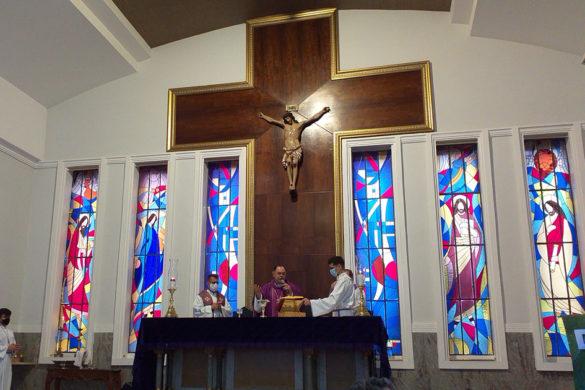 Dom Félix celebra Missa de Finados na Catedral