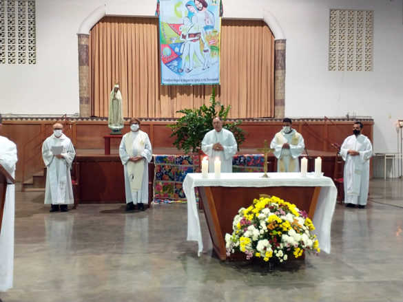 Festa de Cristo Rei na Paróquia da Vila Isa