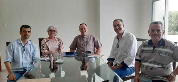 Reunião do Conselho Curador da Fundação na Rádio